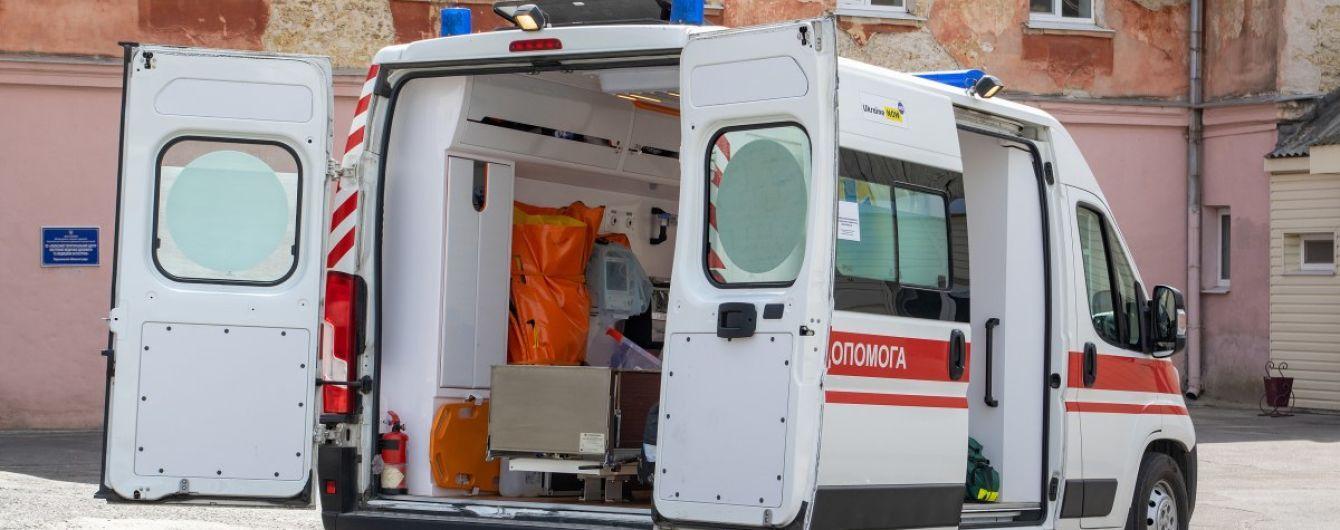 У Кіровоградській області в шахті зламався підйомник: шестеро постраждалих