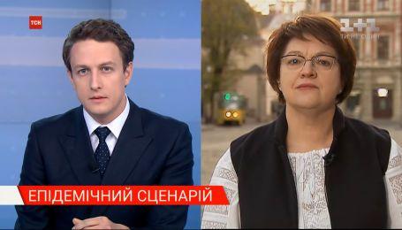 Заместитель министра здравоохранения рассказала, когда ждать нового всплеска коронавируса в Украине
