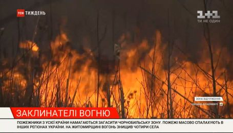 Заклинателі вогню: навіщо українці так маніакально підпалюють власну країну