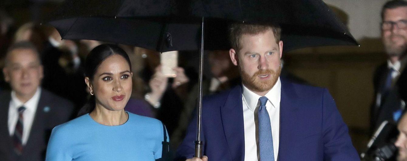 """Принц Гаррі та Меган Маркл представили перший офіційний портрет після """"мегзиту"""""""
