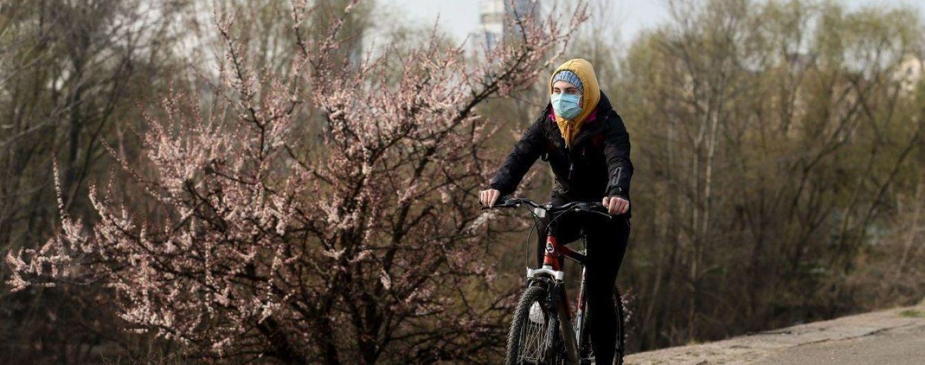 Ночные заморозки и до 22 градусов тепла днем - прогноз погоды в Украине на вторник