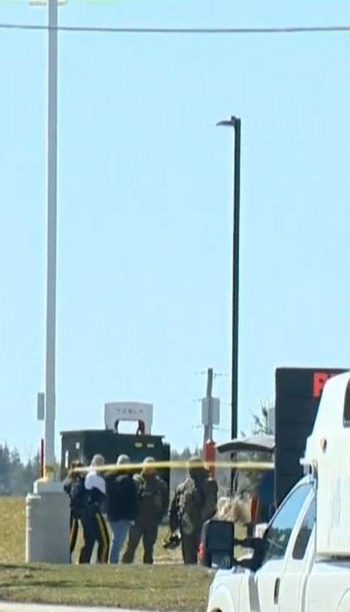 Перевдягнений поліцейським стрілець вбив 18 людей у канадській провінції Нова Шотландія