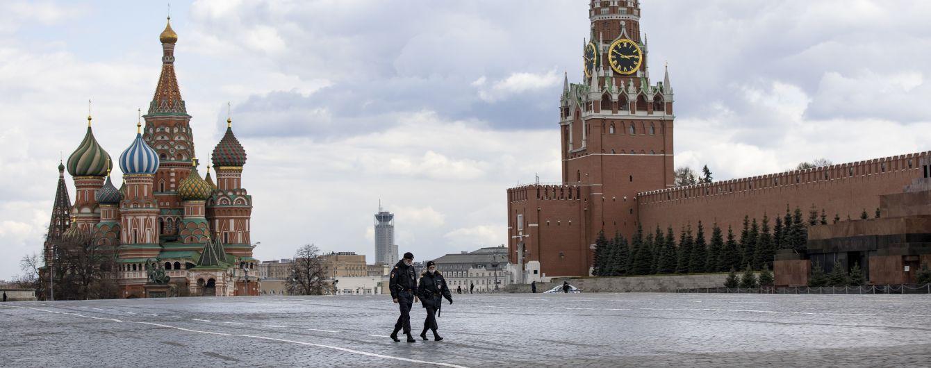 Росія стає новим епіцентром коронавірусу в Європі: в країні найшвидші темпи поширення COVID-19