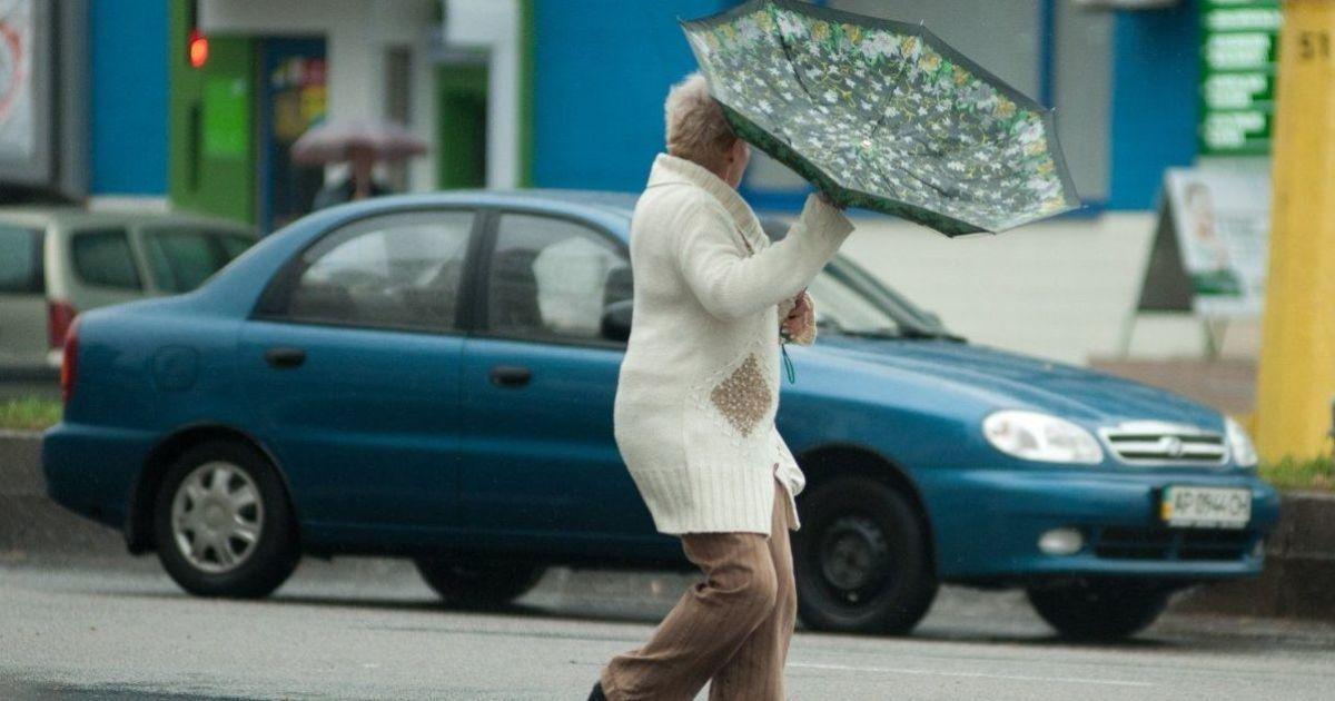 Синоптики прогнозируют в Украине 22 апреля ночные заморозки и штормовой ветер