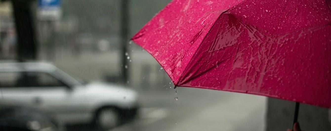 Погода в Україні 17 травня: синоптики попередили про дощі з грозами
