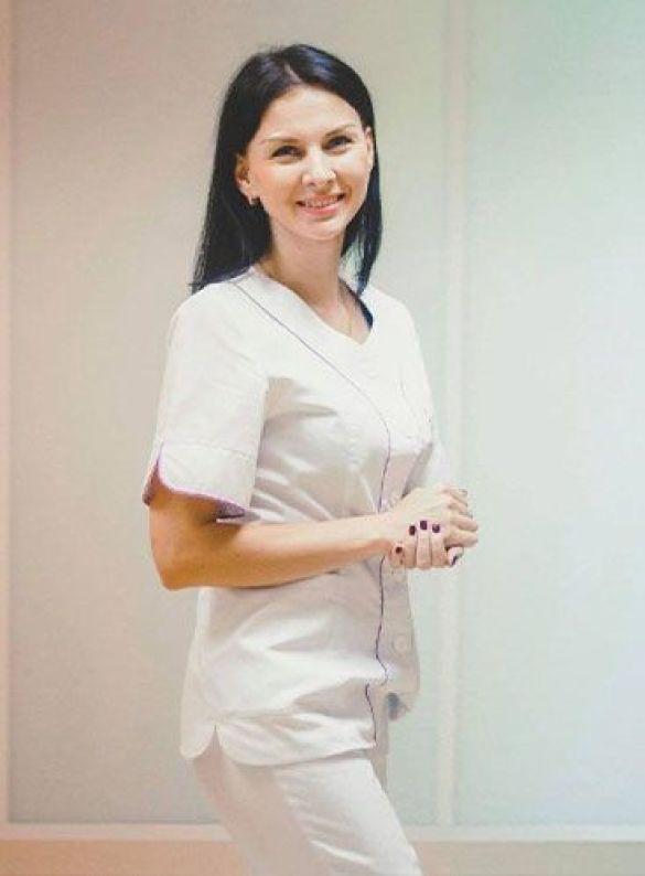 Валерия Даценко, врач акушер-гинеколог