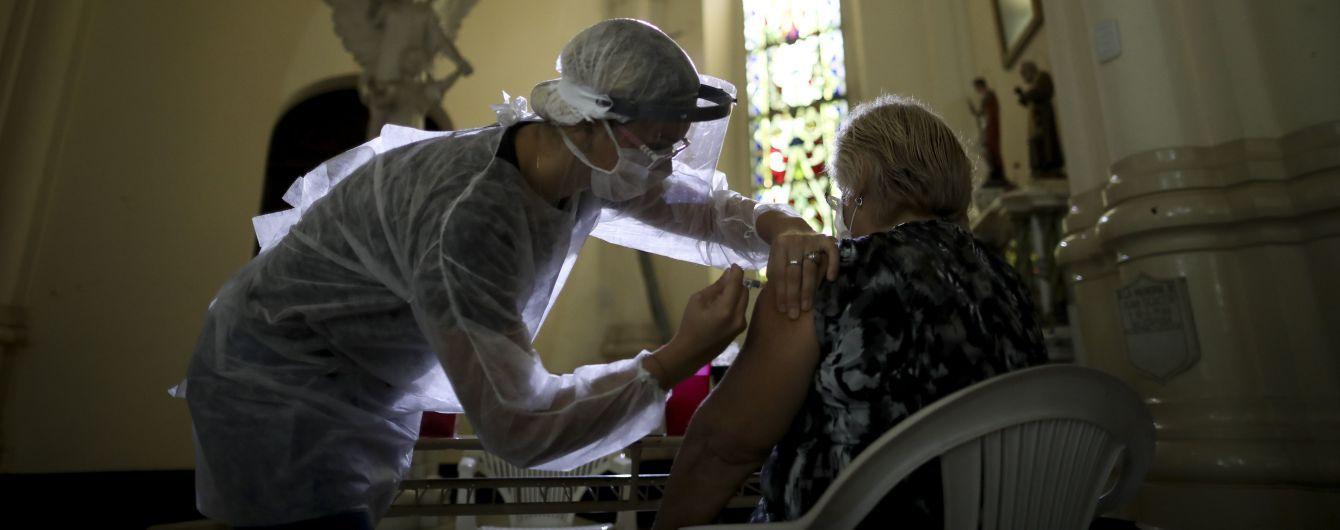 Украина рассчитывает получить от ВОЗ вакцину от коронавируса для 20% населения - Ляшко