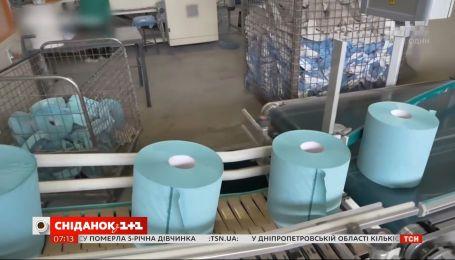 В Украине выросли объемы производства туалетной бумаги — Экономические новости