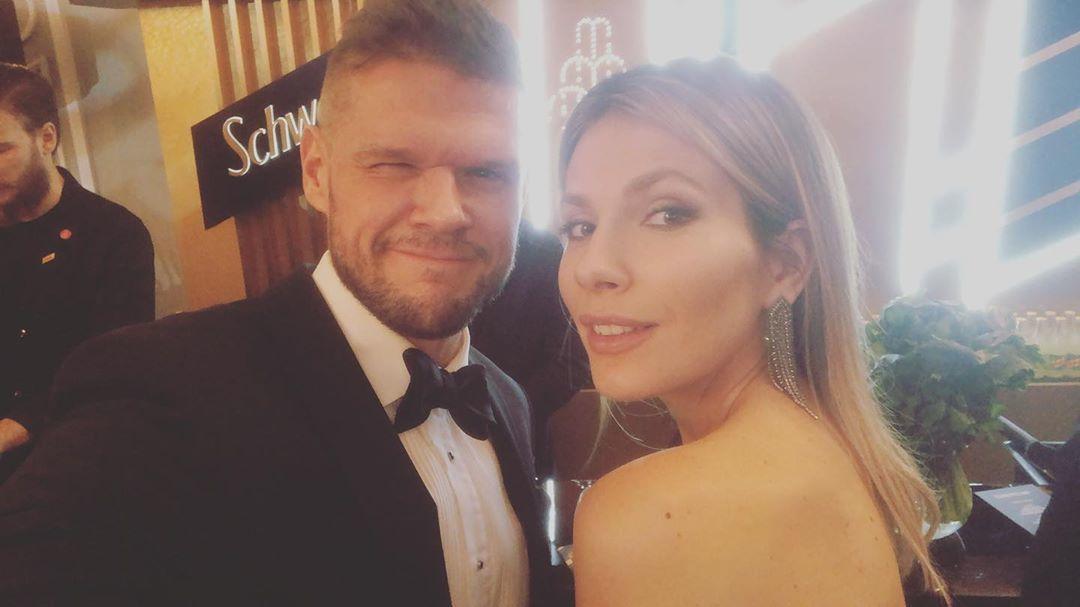 Володимир Яглич і Антоніна Паперна_1