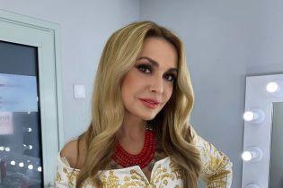 Ольга Сумська вдруге стала бабусею