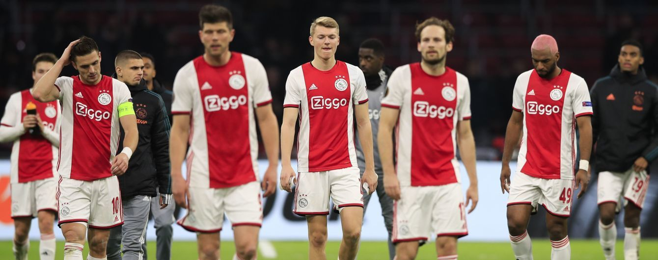 У Нідерландах заборонили спортивні події аж до осені, футбольний сезон завершать дочасно