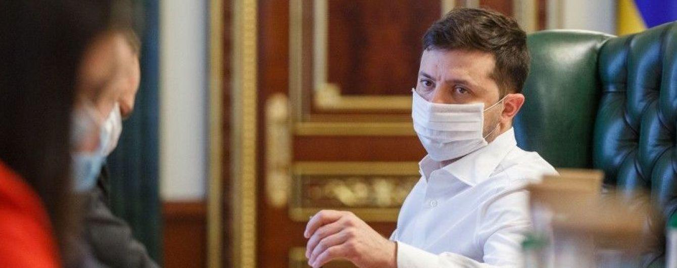 """""""Я розберуся"""": Зеленський вийшов до шахтарів, які вимагали на Банковій погасити борги"""