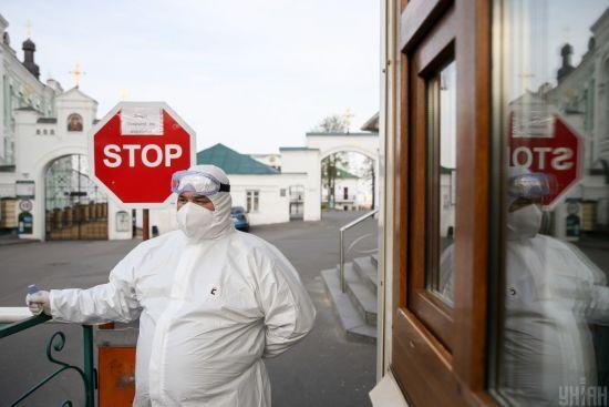 Коронавірус в Україні 22 квітня: зафіксоване різке зростання смертності та майже 470 нових хворих