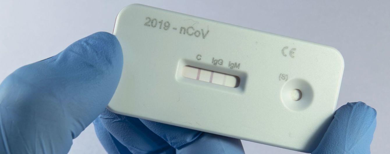 В Черноморском порту обнаружили иностранца, который пытался ввезти в Украину тесты на коронавирус