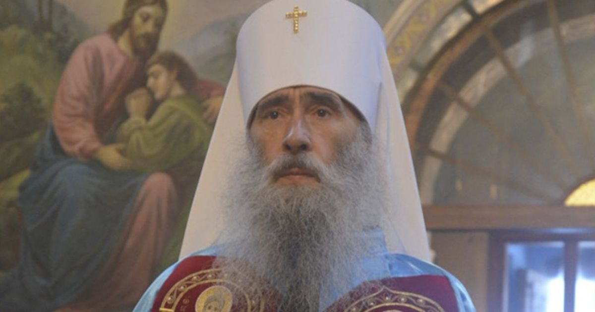 Коронавирус в УПЦ МП: заболел тернопольский митрополит Сергий