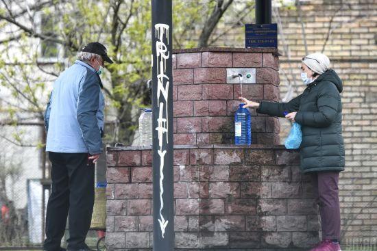 Коронавірус в Україні 23 квітня: кількість хворих рекордно зросла, 187 інфікованих померло