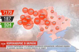 МОЗ озвучило рекордну добову цифру - 578 нових випадків інфікування COVID-19 в Україні