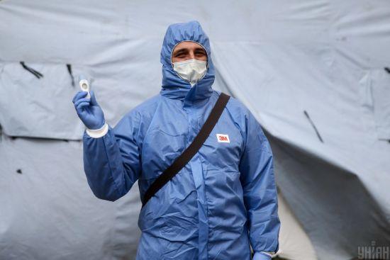 В Україні за добу кількість інфікованих коронавірусом зросла на 477: померли вже майже 200 людей