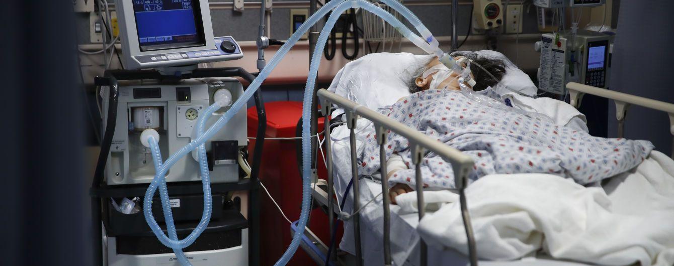 В Ірландії пацієнтка вилікувалася від коронавірусу після рекордних 79 днів на апараті ШВЛ