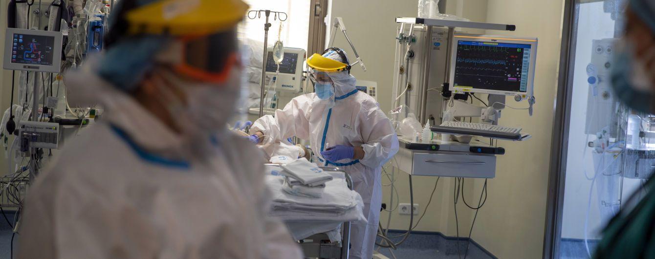 Коронавірус в Україні: у Чернігові померла перша людина