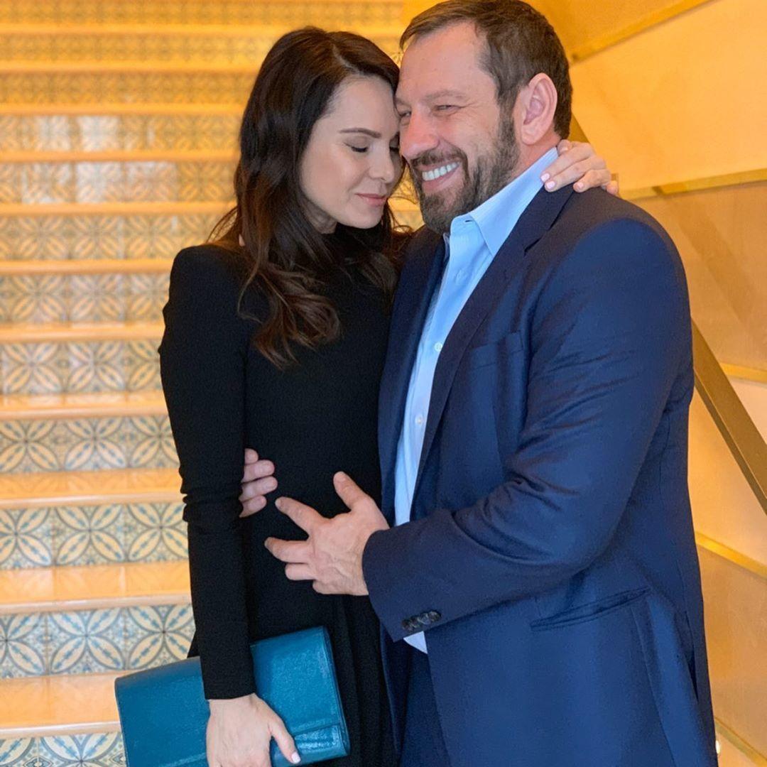 Лілія Подкопаєва з чоловіком_1