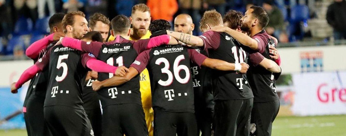 Чотири нідерландські клуби подадуть до суду через рішення дочасно закінчити футбольний сезон