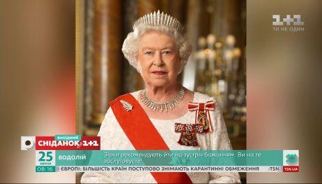 Звездная история королевы Елизаветы II