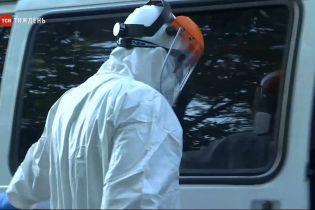 У мешканців трьох гуртожитків у Київській області діагностували коронавірус