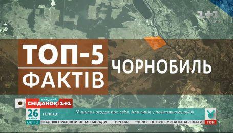 Топ-5 фактів від блогера Антона Птушкіна про екскурсію Чорнобилем
