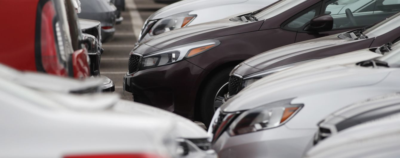 Ринок вживаних автомобілів істотно зріс: що купували українці в серпні