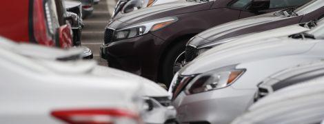 У Раді зареєстрували альтернативний законопроєкт про розмитнення авто