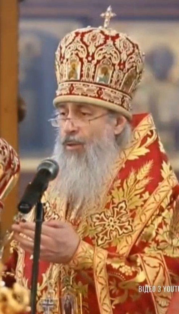В Донецкой области в лавре продолжают проводить массовые богослужения без средств защиты и дезинфекции