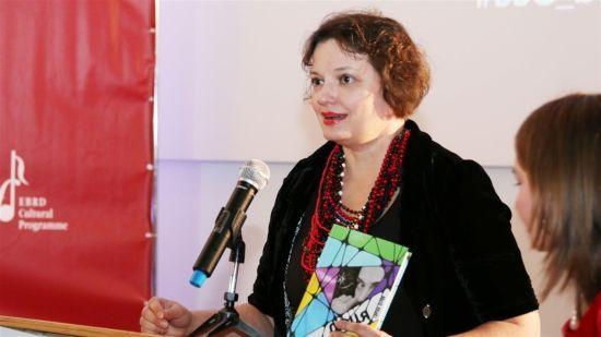 Українська письменниця Тамара Горіха Зерня проведе онлайн-зустріч спільно з BookForum