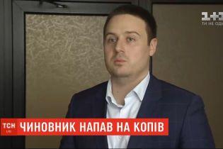 Кличко уволил своего заместителя после нападения на патрульного в Киеве