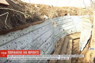 За минулу добу бойовики 9 разів обстріляли позиції українських військових
