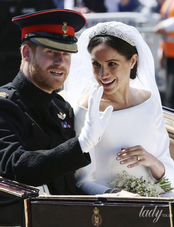 Свадьба Меган и Гарри_4