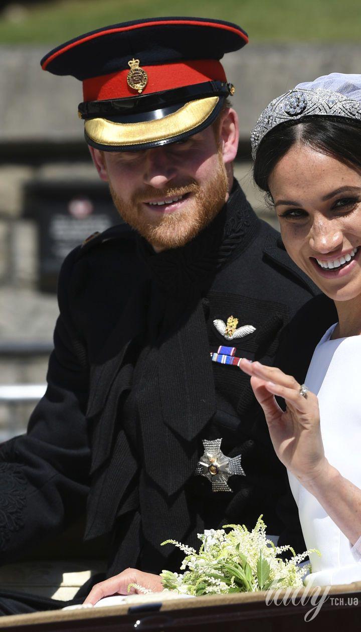 Свадьба Меган и Гарри - 19 мая 2018 года в часовне Святого Георгия в Виндзоре