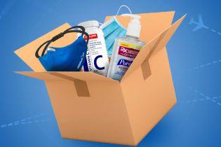 Дезінфектори, маски та інші товари, які необхідні просто зараз із доставкою з Європи