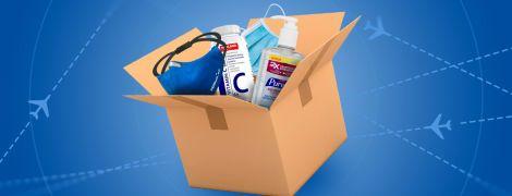 Дезинфекторы, маски и другие товары, необходимые прямо сейчас с доставкой из Европы
