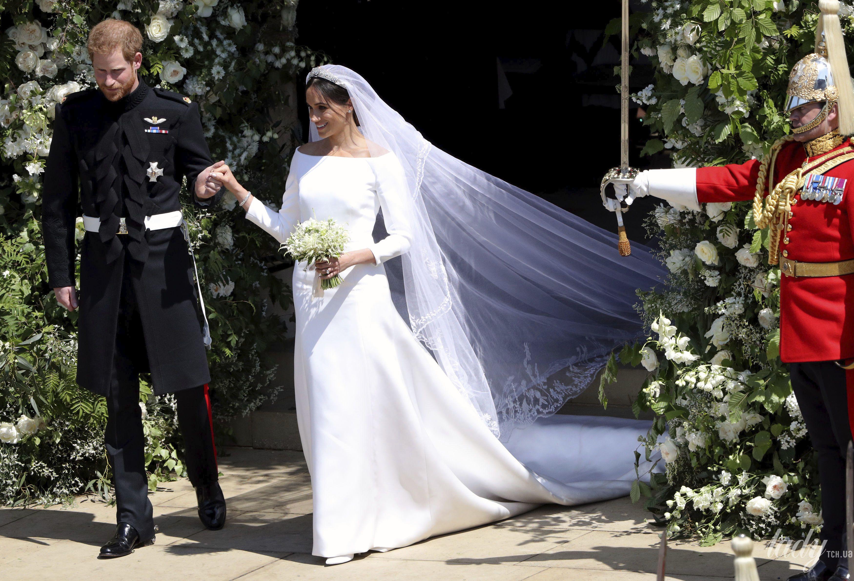Свадьба Меган и Гарри_2