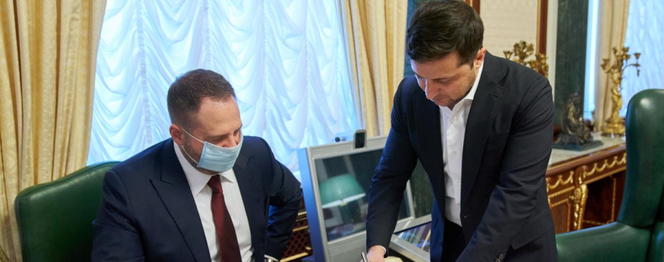 Возможен второй срок президентства для Зеленского: Ермак рассказал, что об этом думает