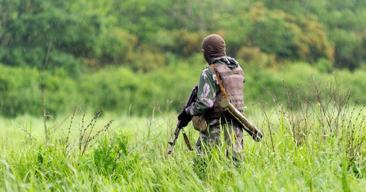 """Бойовики вели """"провокативний"""" вогонь поблизу Гнутового - війна на Донбасі"""