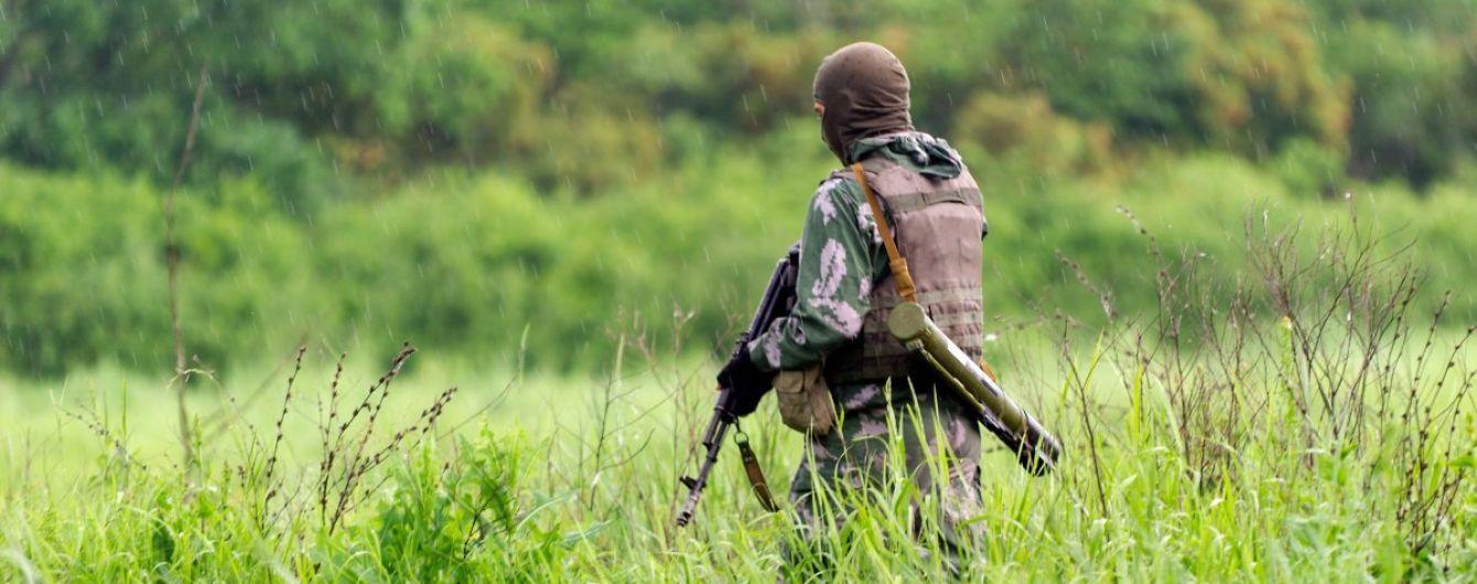 Бойовики не припиняють обстріли позицій ООС із заборонених мінометів, гранатометів і кулеметів