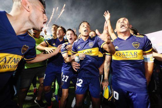 Чемпіонат Аргентини з футболу закінчили дочасно, команди не вилітатимуть з еліти два роки