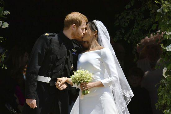 Принц Гаррі та Меган планують зіграти друге весілля в США - ЗМІ