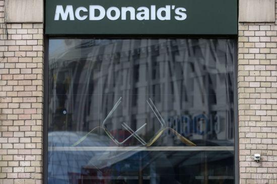 "У Тернополі через карантин закрили ""McDonald's"", а на ""Епіцентр"" склали адмінпротокол"