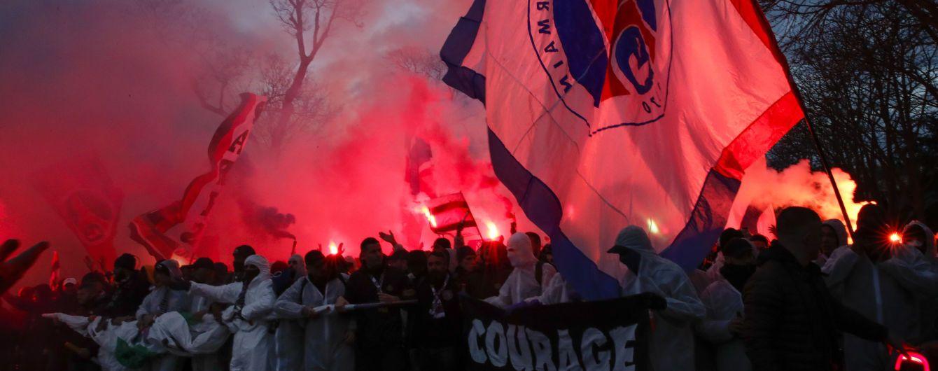 Во Франции приняли решение досрочно завершить футбольный сезон