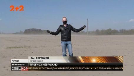 Чому українські чорноземи втрачають родючість