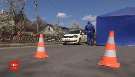 В одном из сел Ровенской области из-за вспышки вируса усилили карантин