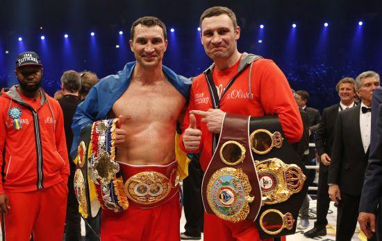 Бої братів Кличків включили до рейтингу найкращих в історії боксу